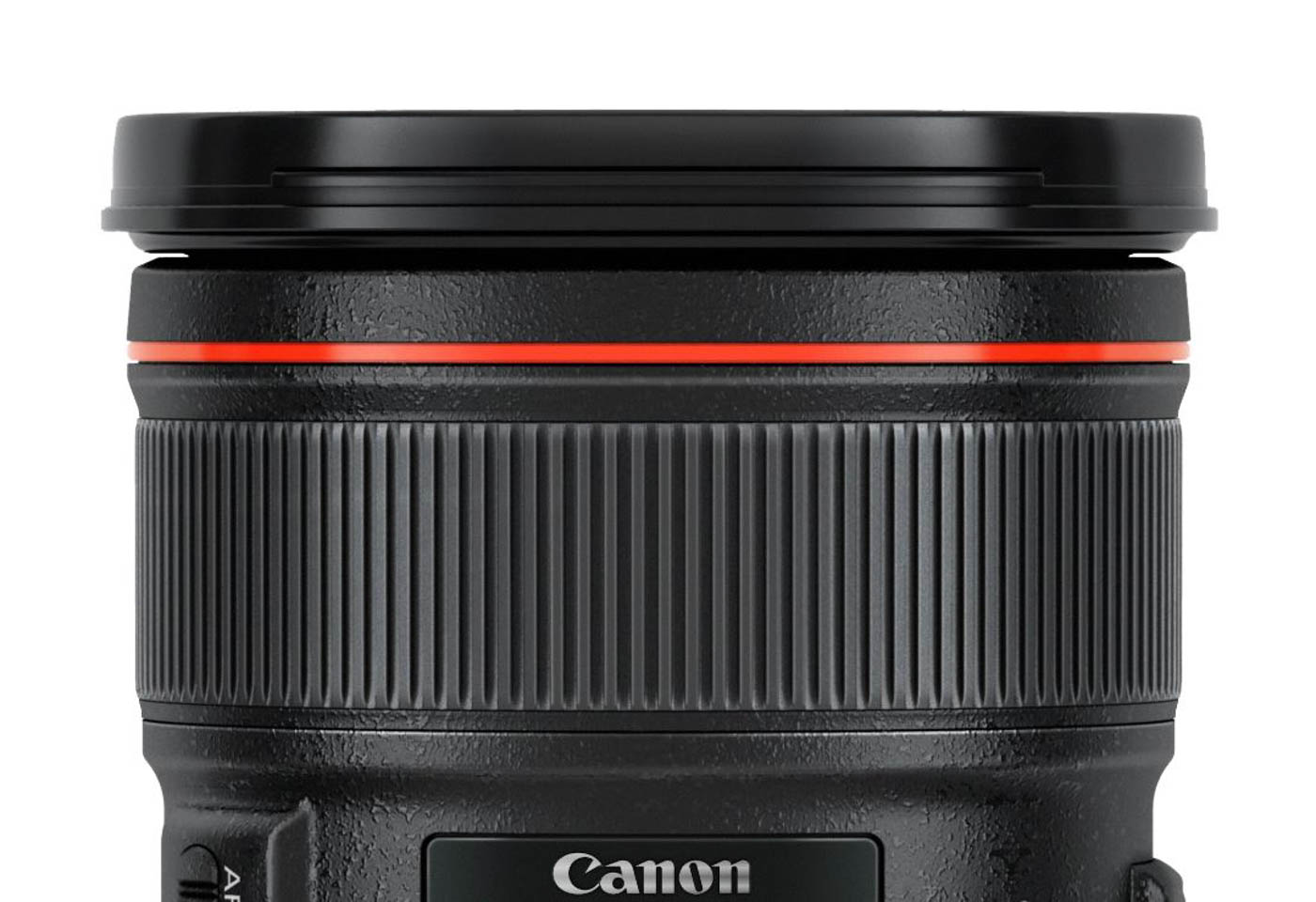 Canon L-series lenses red ring