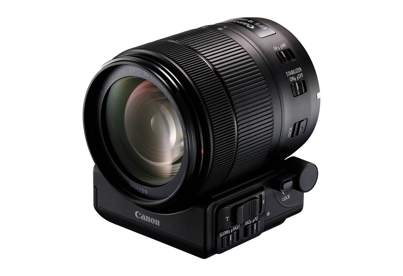 Canon EFS18-135 IS USM lens