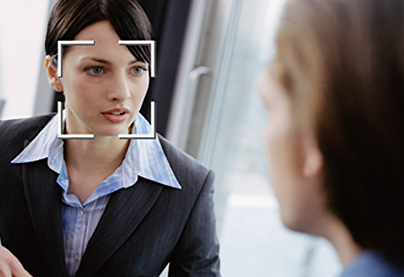 DAF face detection image