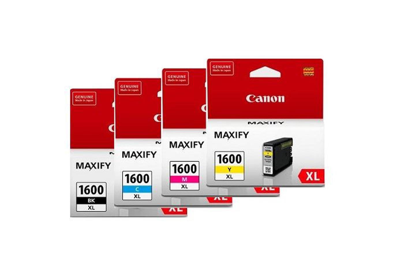 maxify inks 1600