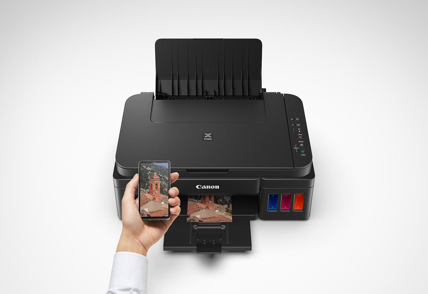 pixma mg3600 printing from a mobile device