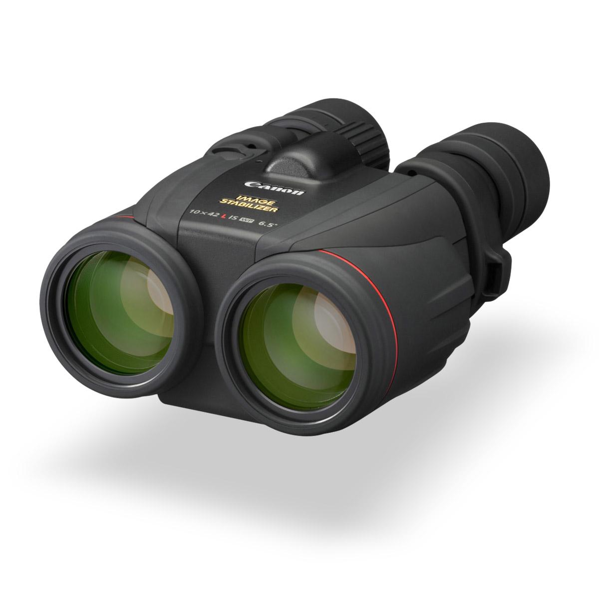 Canon 10 x 42L IS WP binoculars