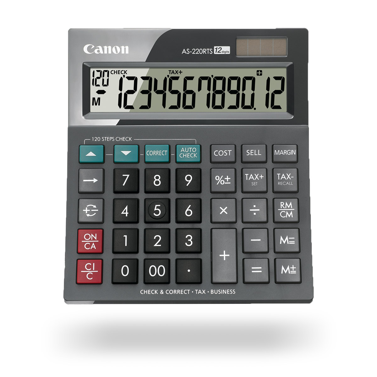 Canon AS-220RTS large desktop calculator