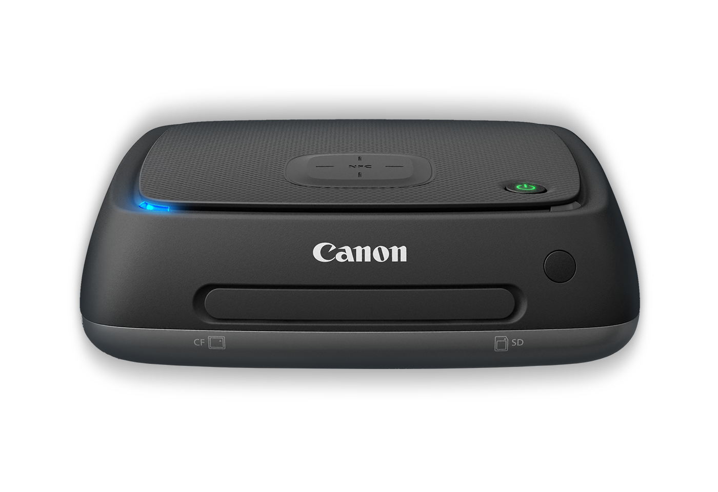 Canon Connect Station CS100 unit front angled down