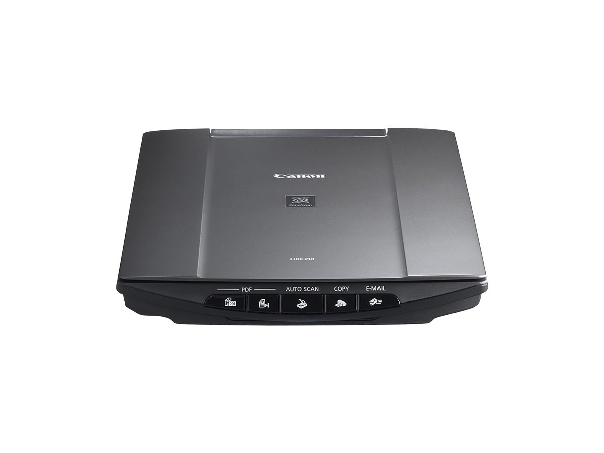 Canon CanoScan LiDE210 scanner