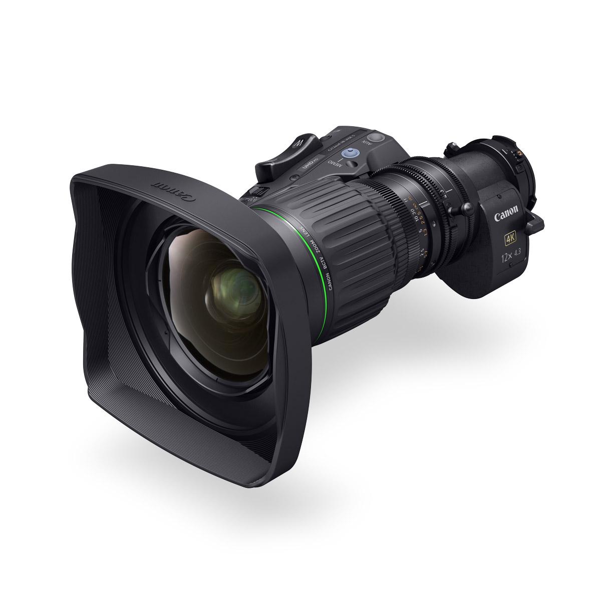 CJ12ex4.3B 4K ENG lens
