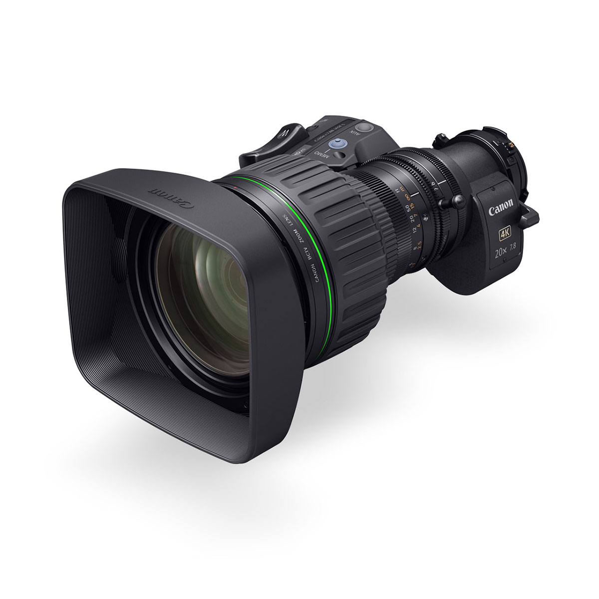 CJ20EX7.8B 4K ENG lens