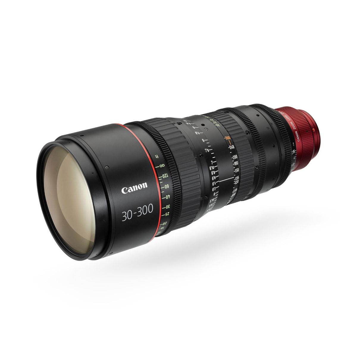 Cinema Lens CN E 30 300mm