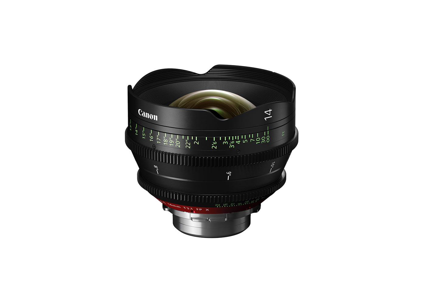 Product image of CN-E14mm T3.1 FP X