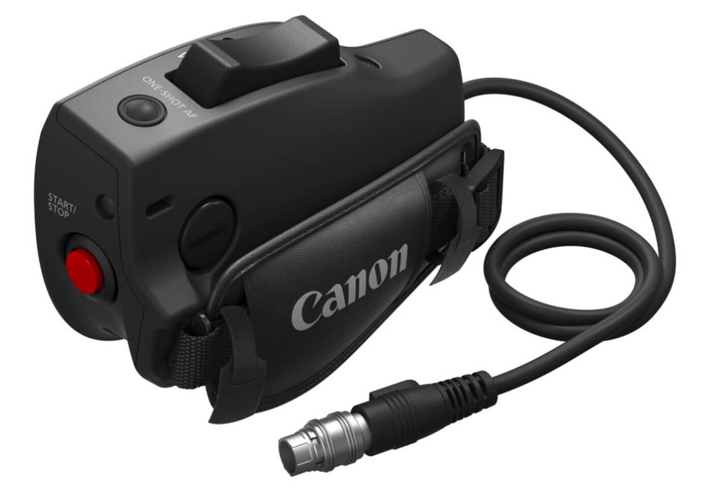 Canon's Servo drive controls zoom, focus and iris, while the optional ZSG-10 grip allows shoulder shooting, smooth remote activation and one-shot AF