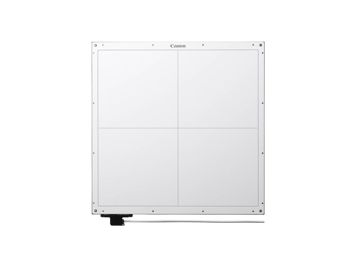 CXDI-401C is a Flat Panel Detector