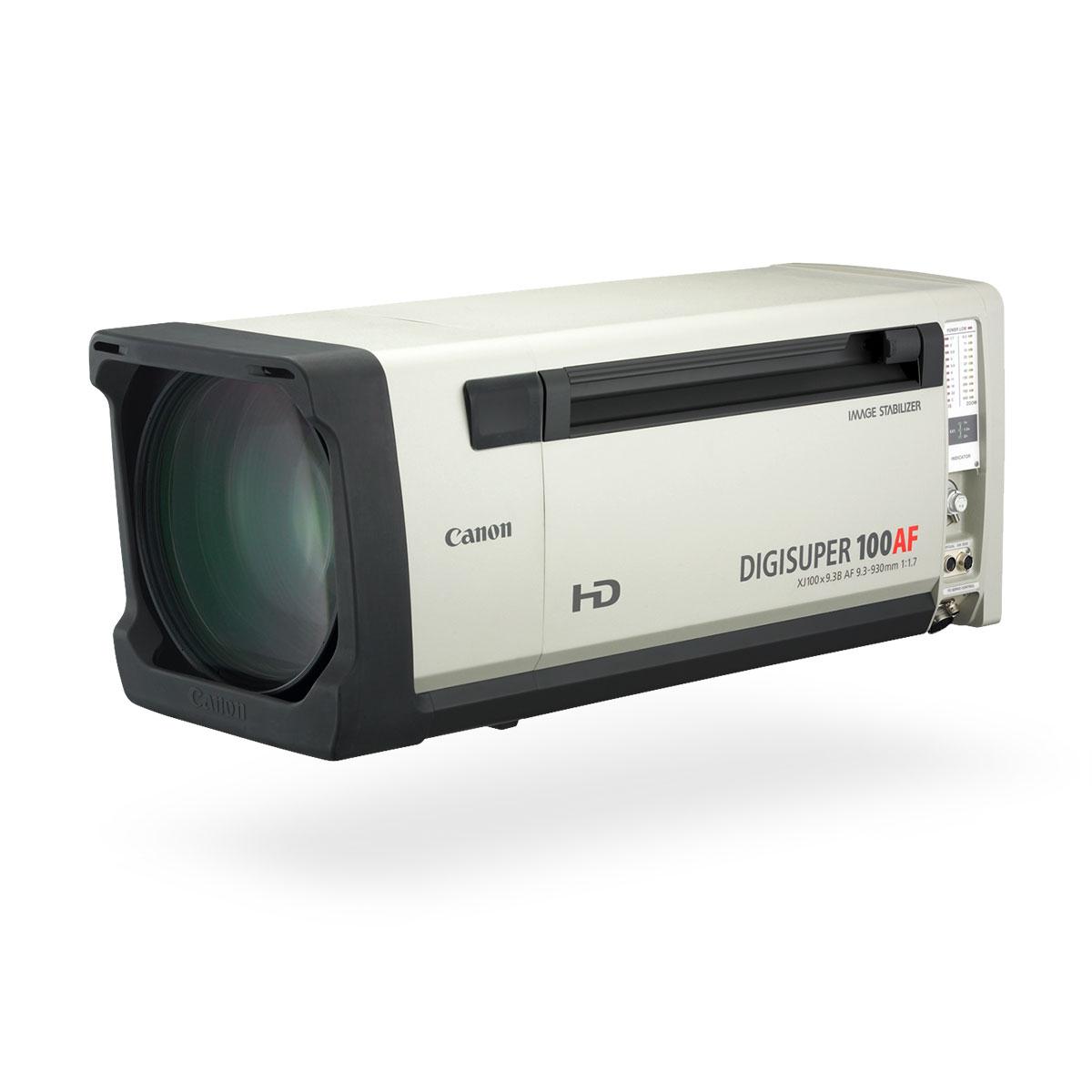 canon digisuper 100af broasdcast lens