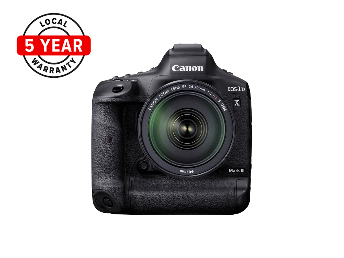 Product image of EOS 1DX Mark III Warranty