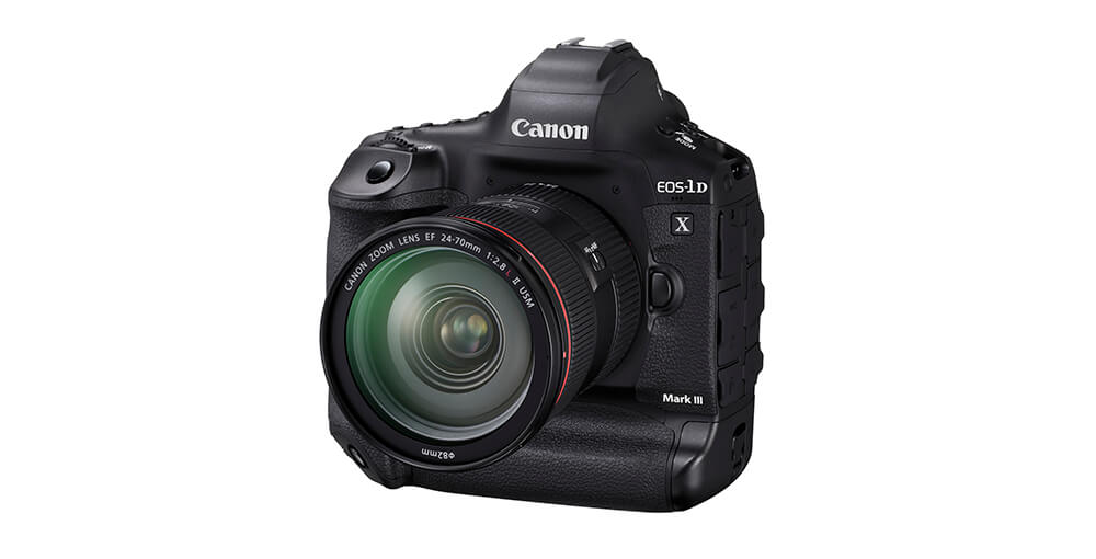 Product Image of EOS-1D X Mark III