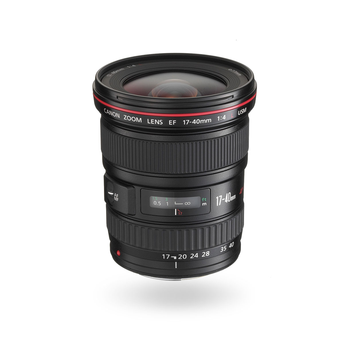 EF 17-40mm f/4L USM lens
