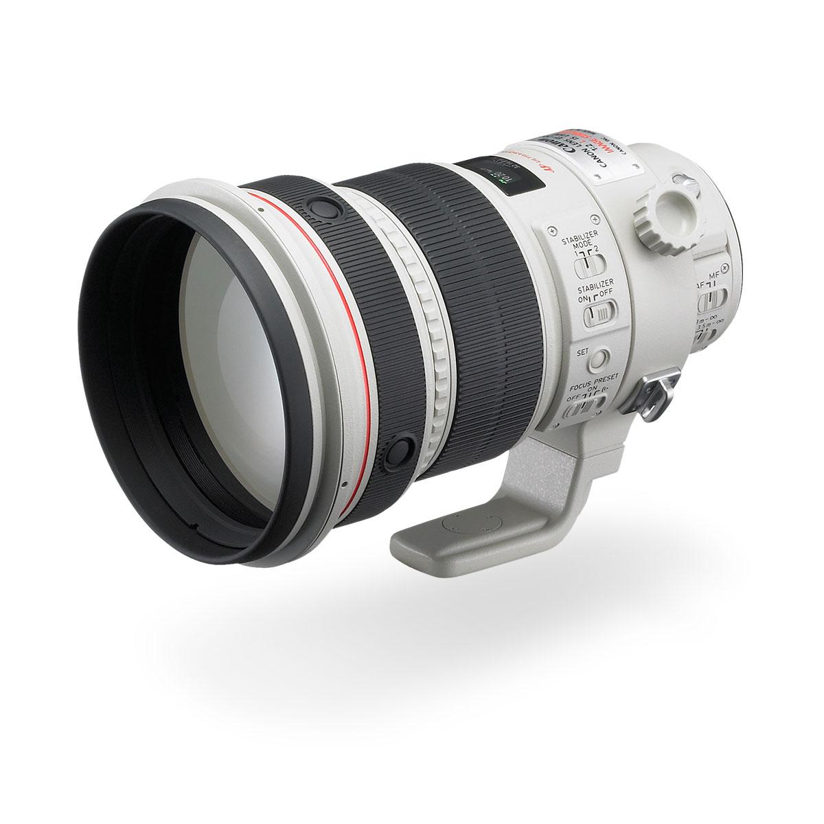 EF 200mm f/2L IS USM lens