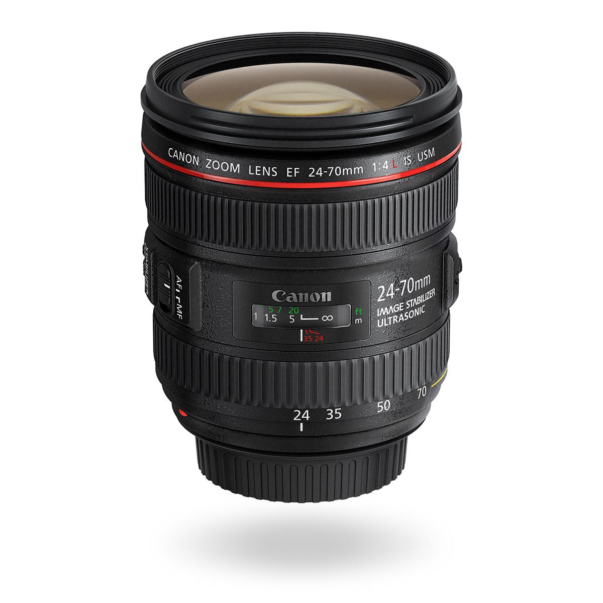 EF 24-70mm f/4L IS USM Lens