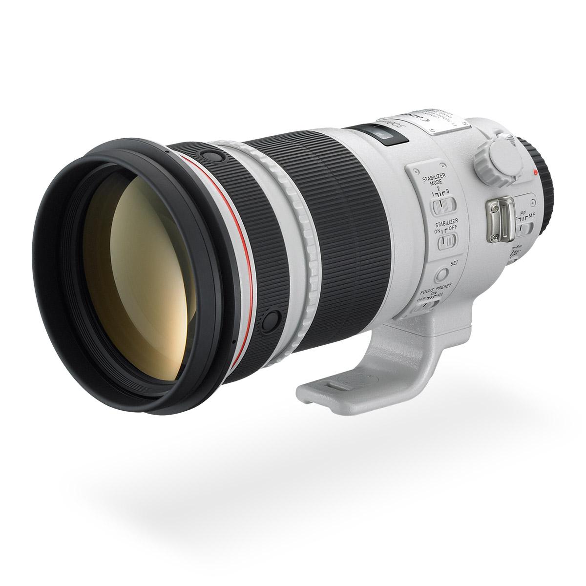 EF 300mm f/2.8L IS II USM