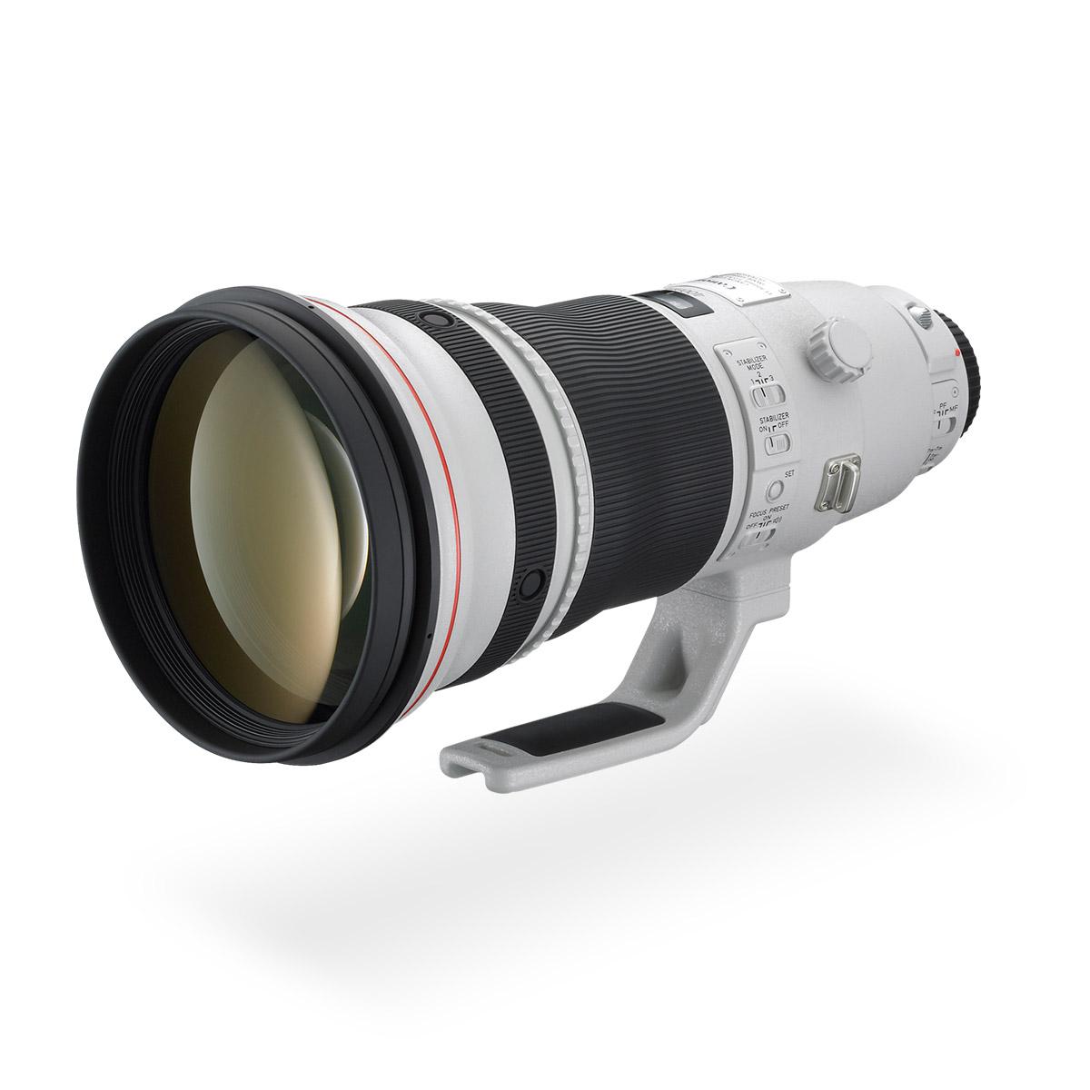 EF 400mm f/2.8L IS II USM lens