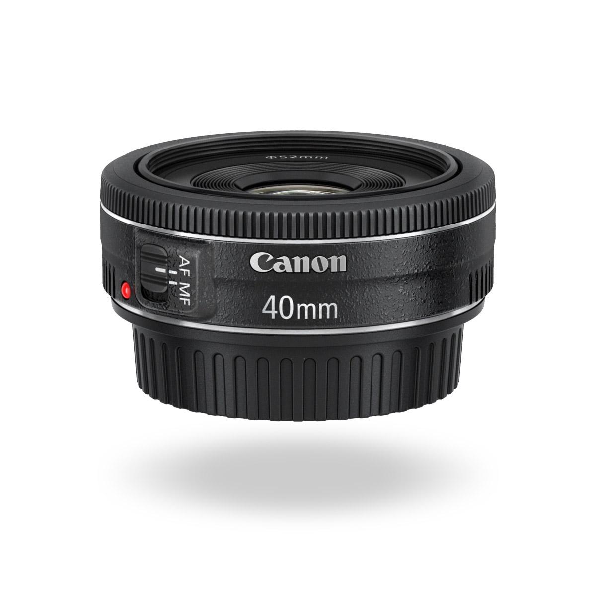EF 40mm f/2.8 STM lens