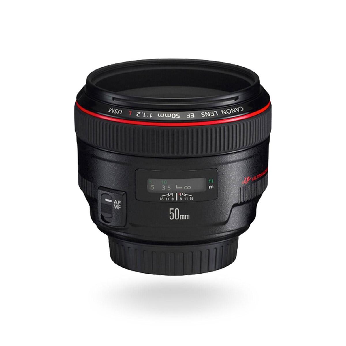 Prime Lens 50mm f 1 2 L USM