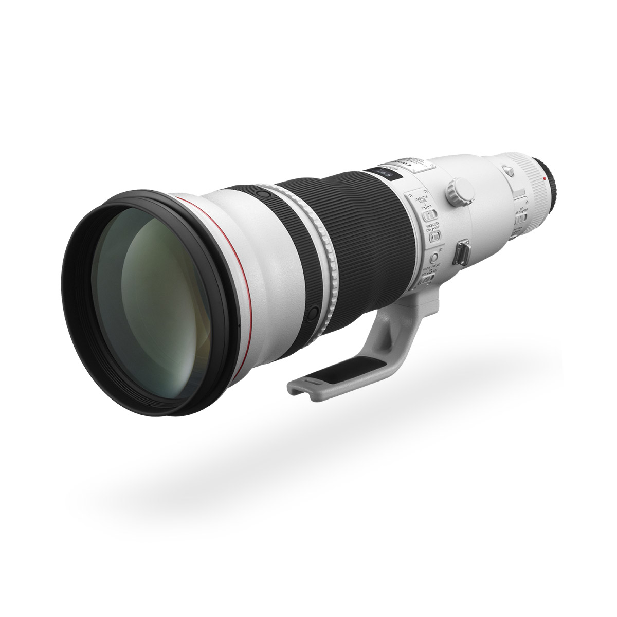 EF 600mm f/4L IS II USM lens