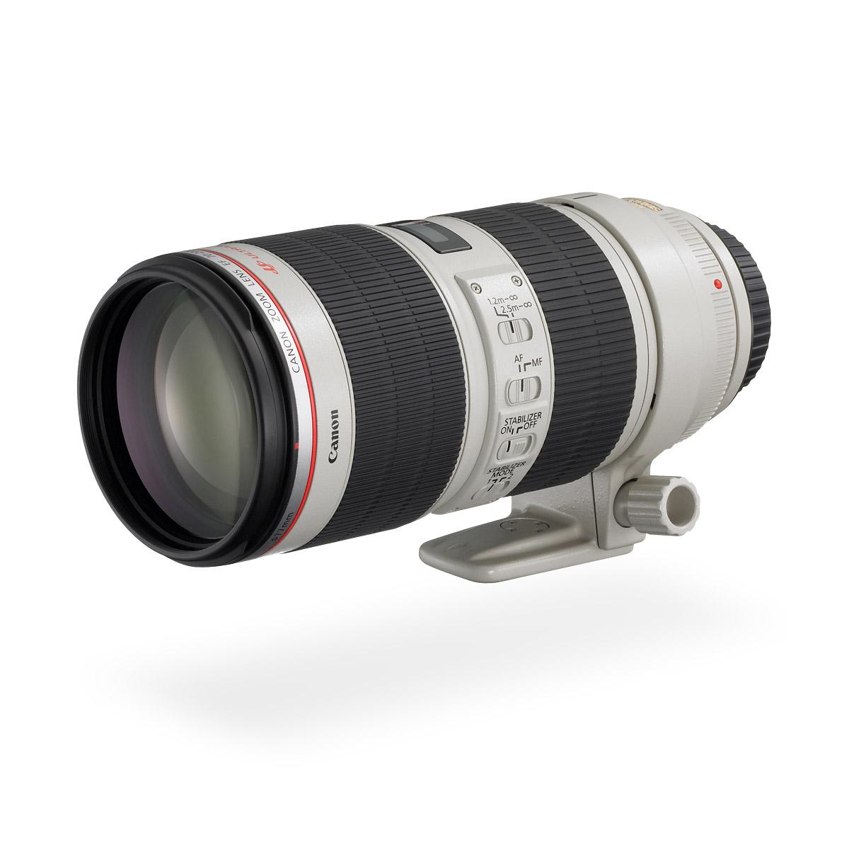 EF 70-200mm f/2.8L IS II USM lens