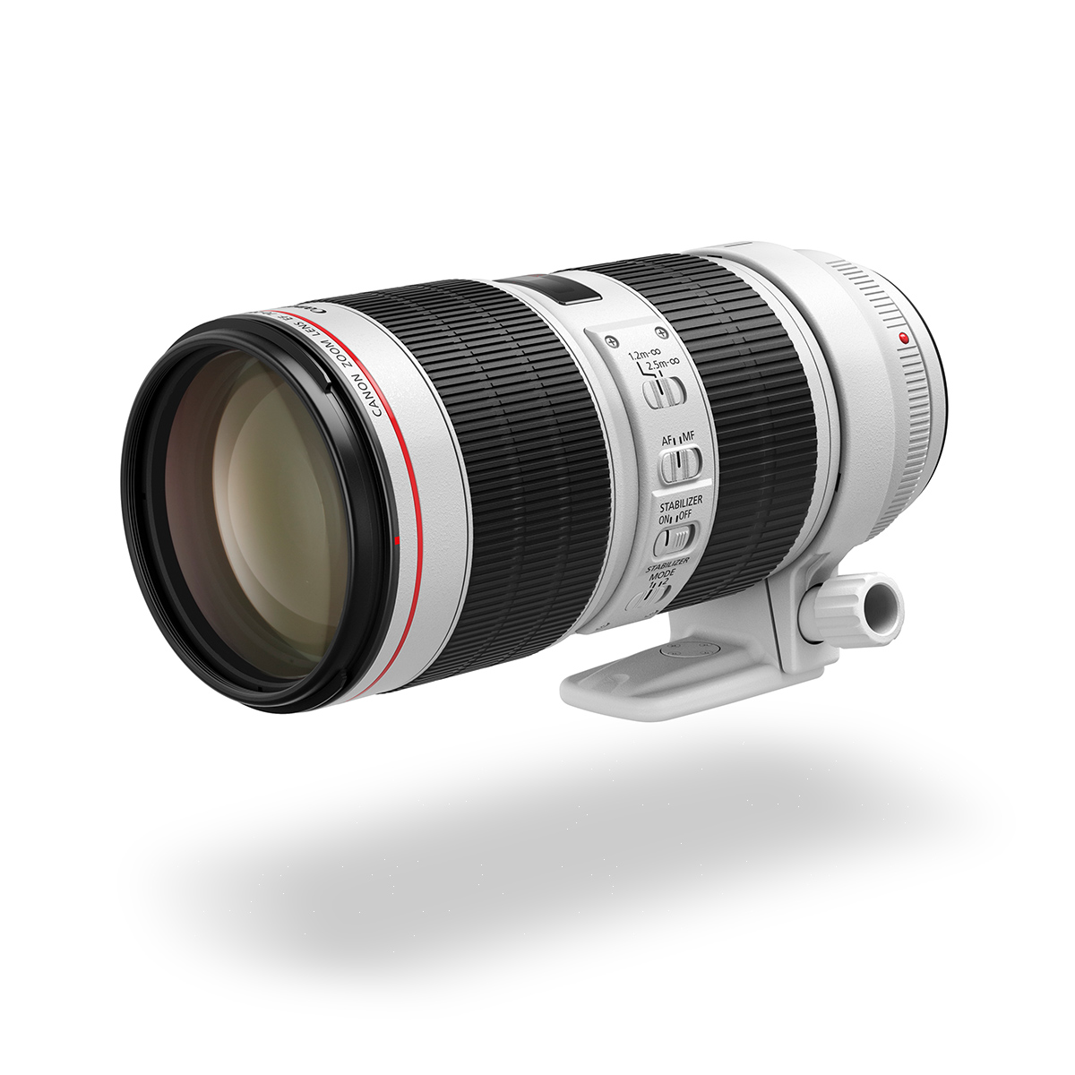 EF 70-200mm f/4L IS USM lens
