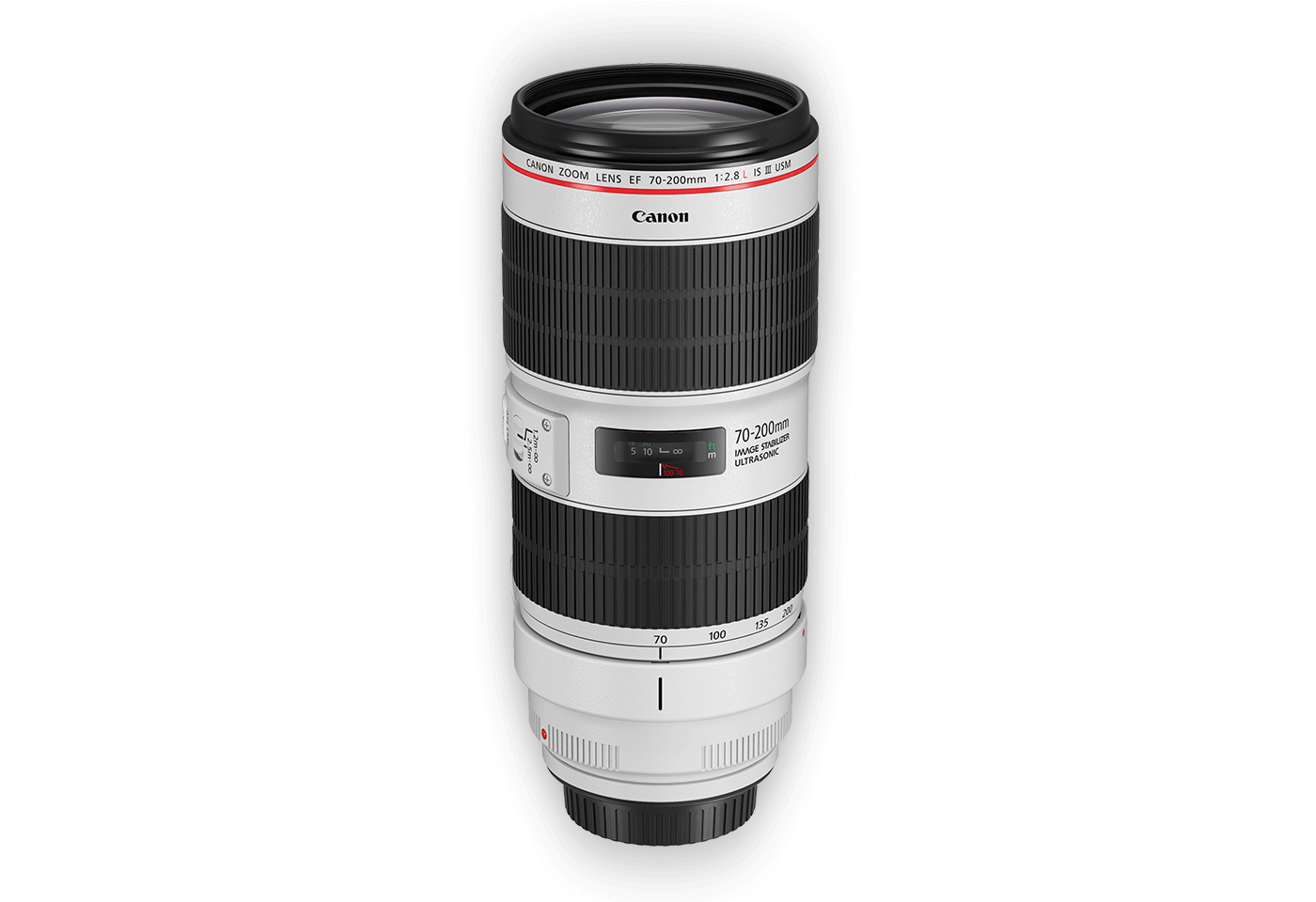 Product image of EF 70-200MM f/2.8L IS III USM