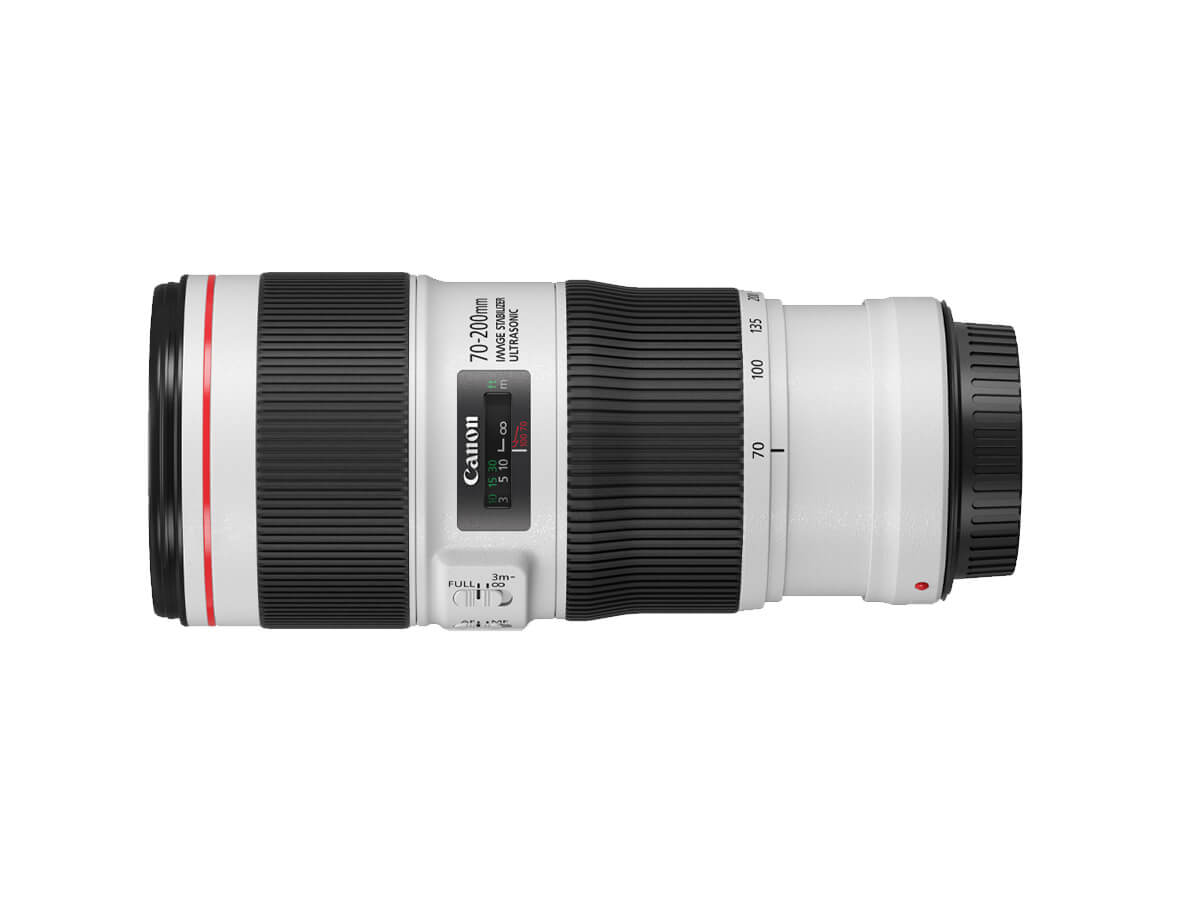 Produdct image of EF 70-200MM f/4L IS II USM
