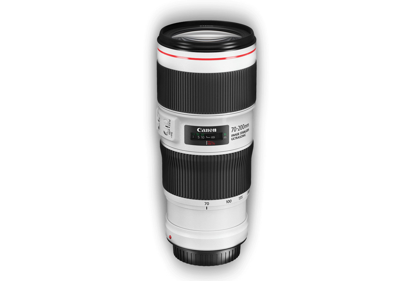 Product image of EF 70-200MM f/4L IS II USM