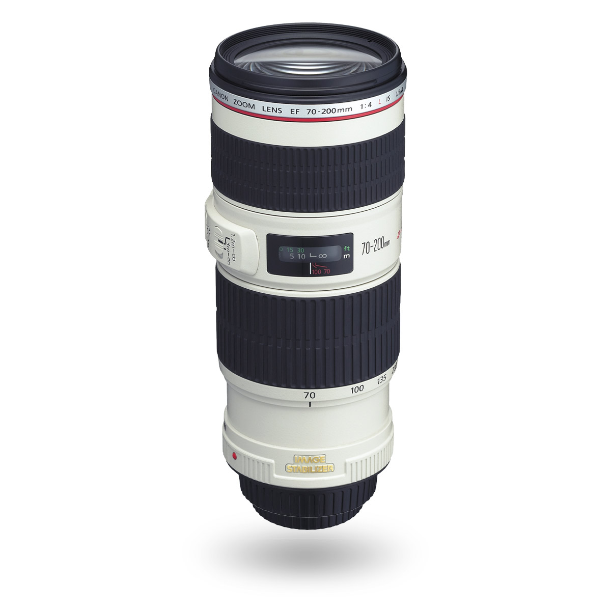 EF 70-200mm f/4L IS USM lens