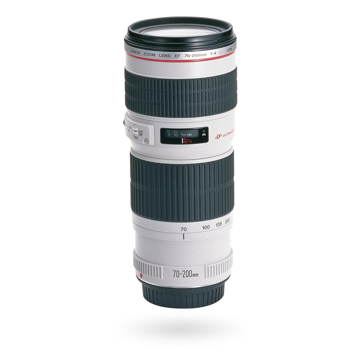 EF 70-200mm f/4L USM lens