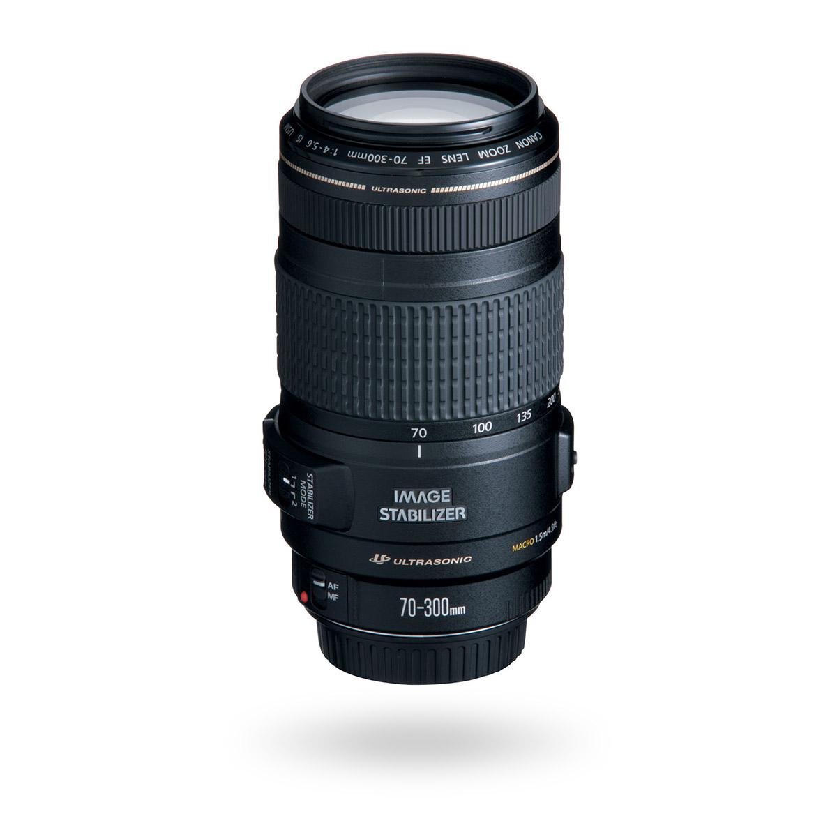 EF 70-300mm f/4-5.6 IS USM lens