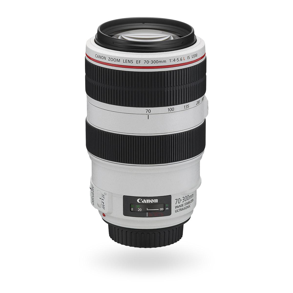 EF 70-300mm f/4-5.6L IS USM lens
