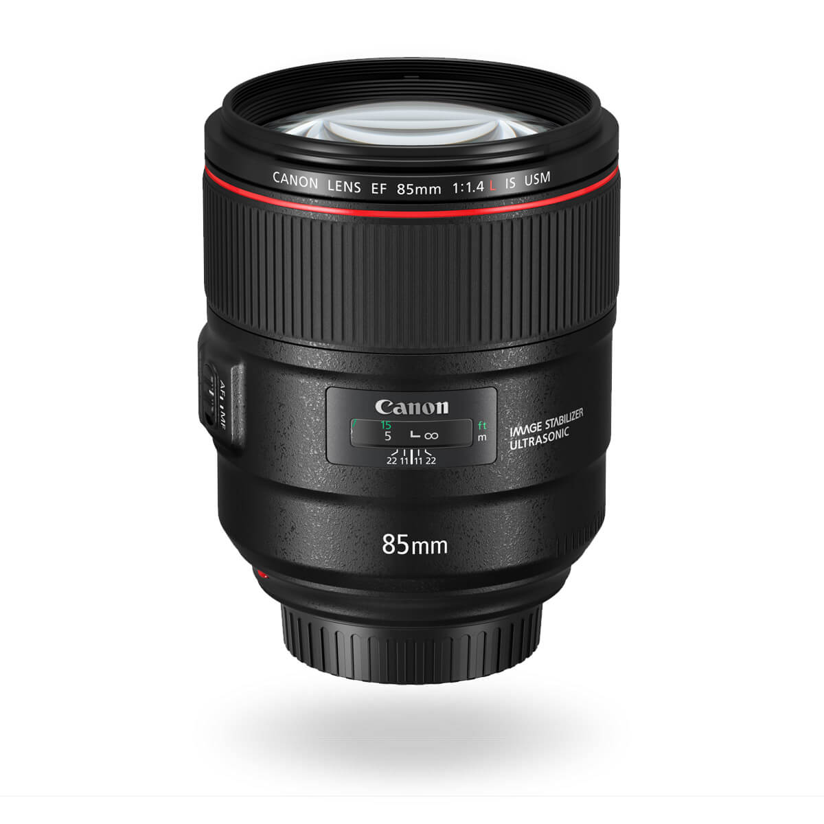 EF-S 15-85mm f/3.5-5.6 IS USM lens