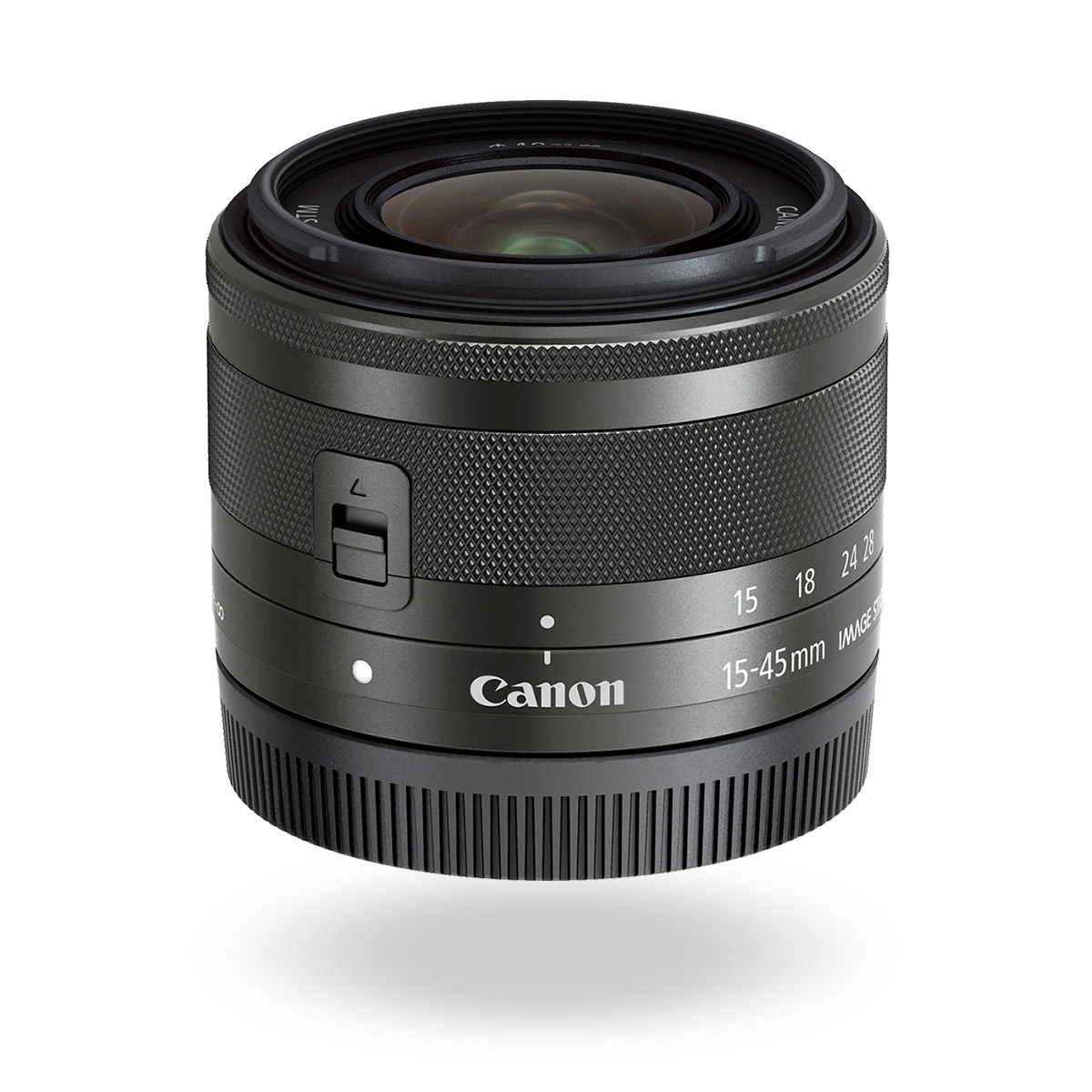EF-M 15-45mm f/3.5-6.3 IS STM Lens