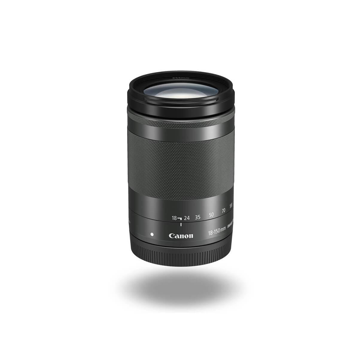 EF-M 18-150mm f/3.5-6.3 IS STM Lens