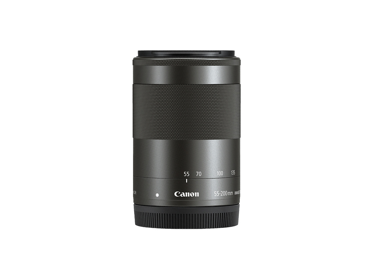 Canon EF-M 55-200 IS STM lens