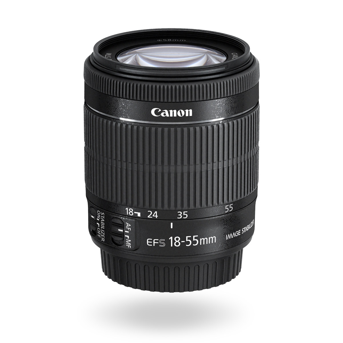 EF-S 18-55mm f/3.5-5.6 IS STM lens