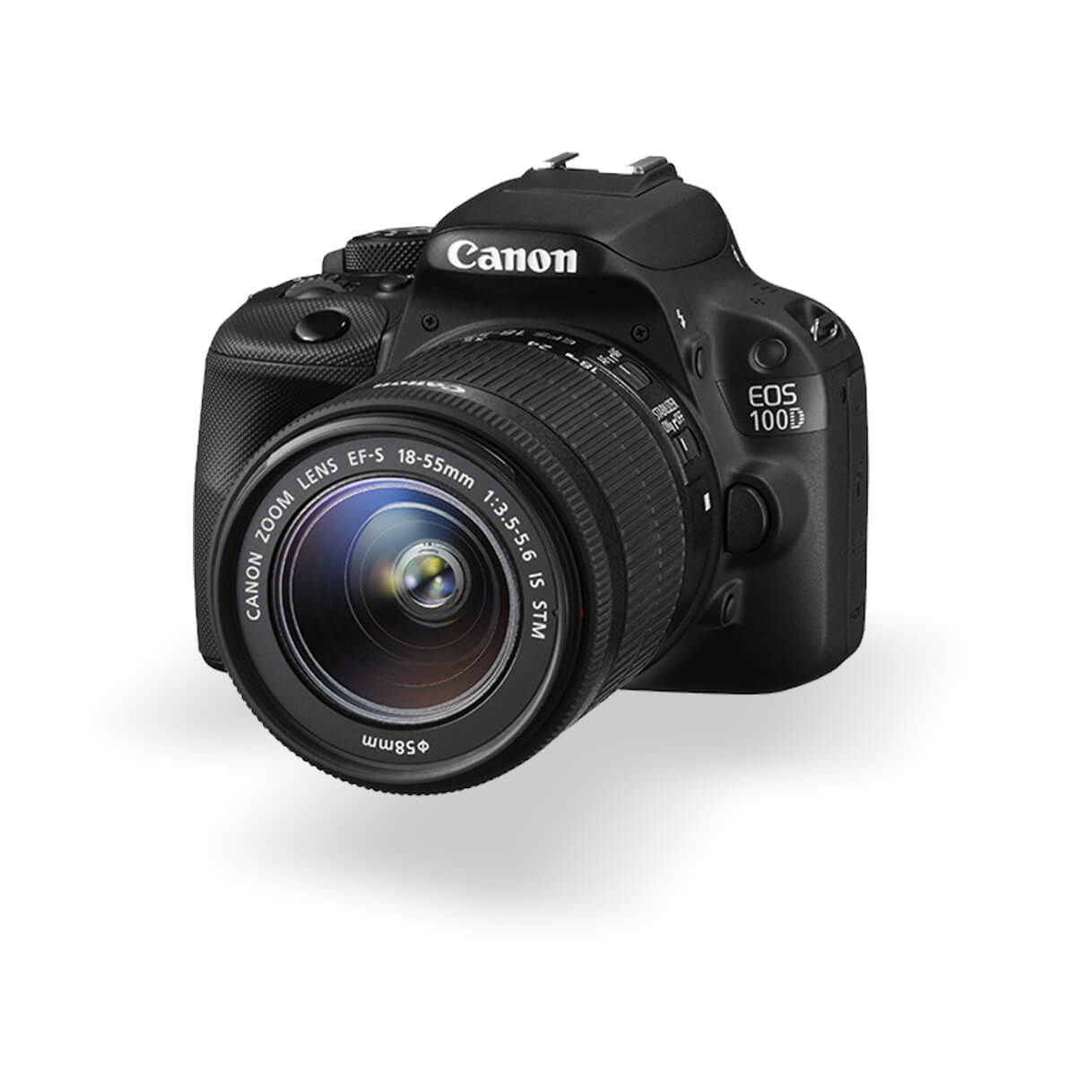 Canon EOS 100D DSLR camera