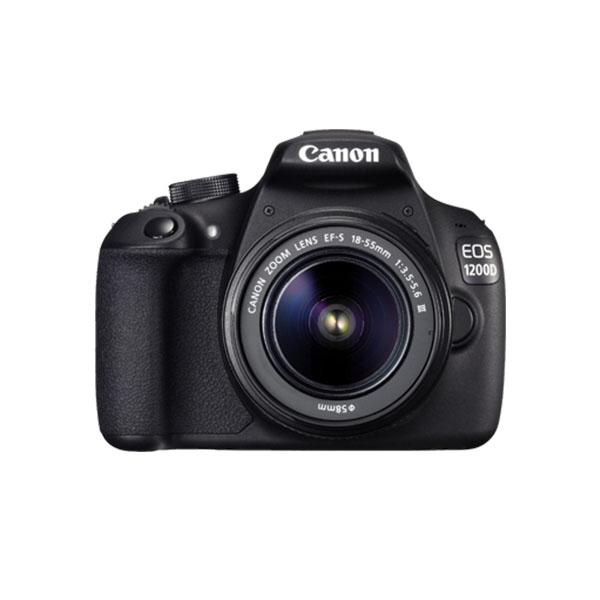 Canon EOS 1200D Single Lens Kit - DSLR Camera