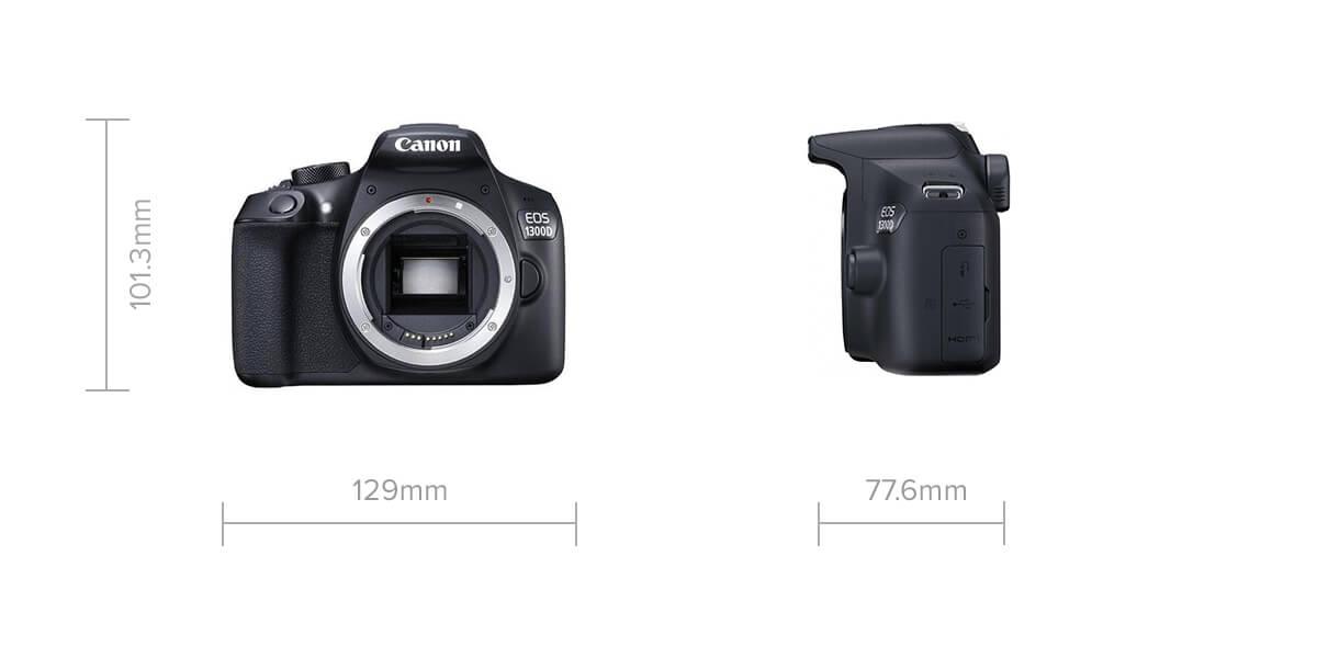 EOS-1300D-spec-size-image