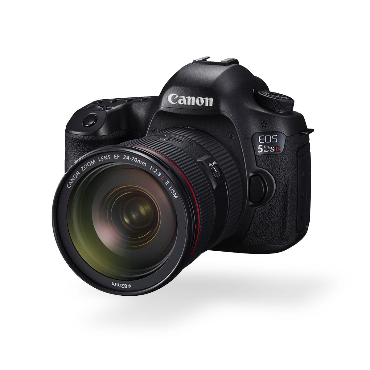Canon EOS 5DSR DSLR camera