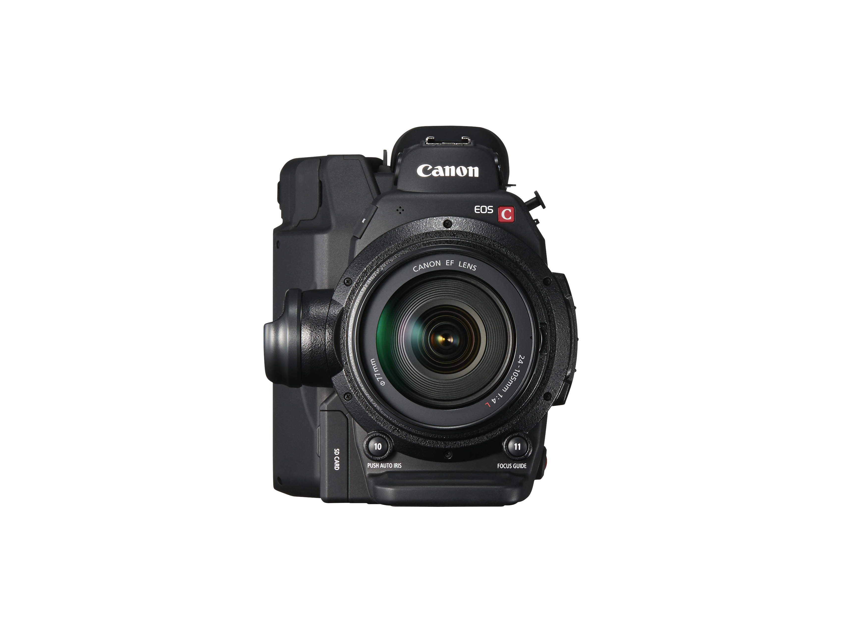 C300MKII front image