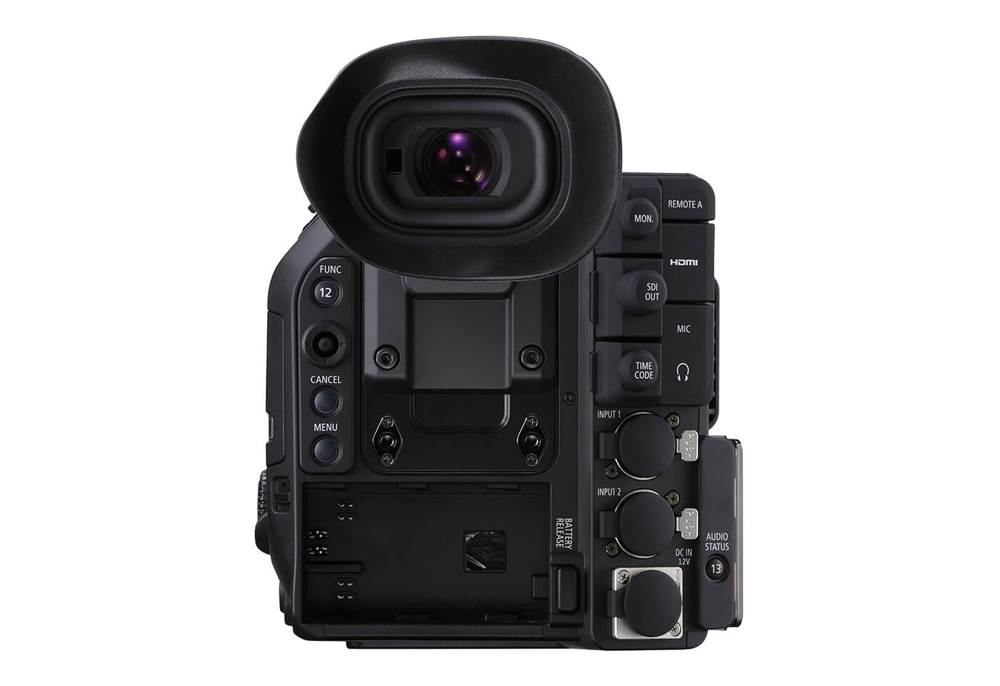 Back profile image for EOS C500 Mark II