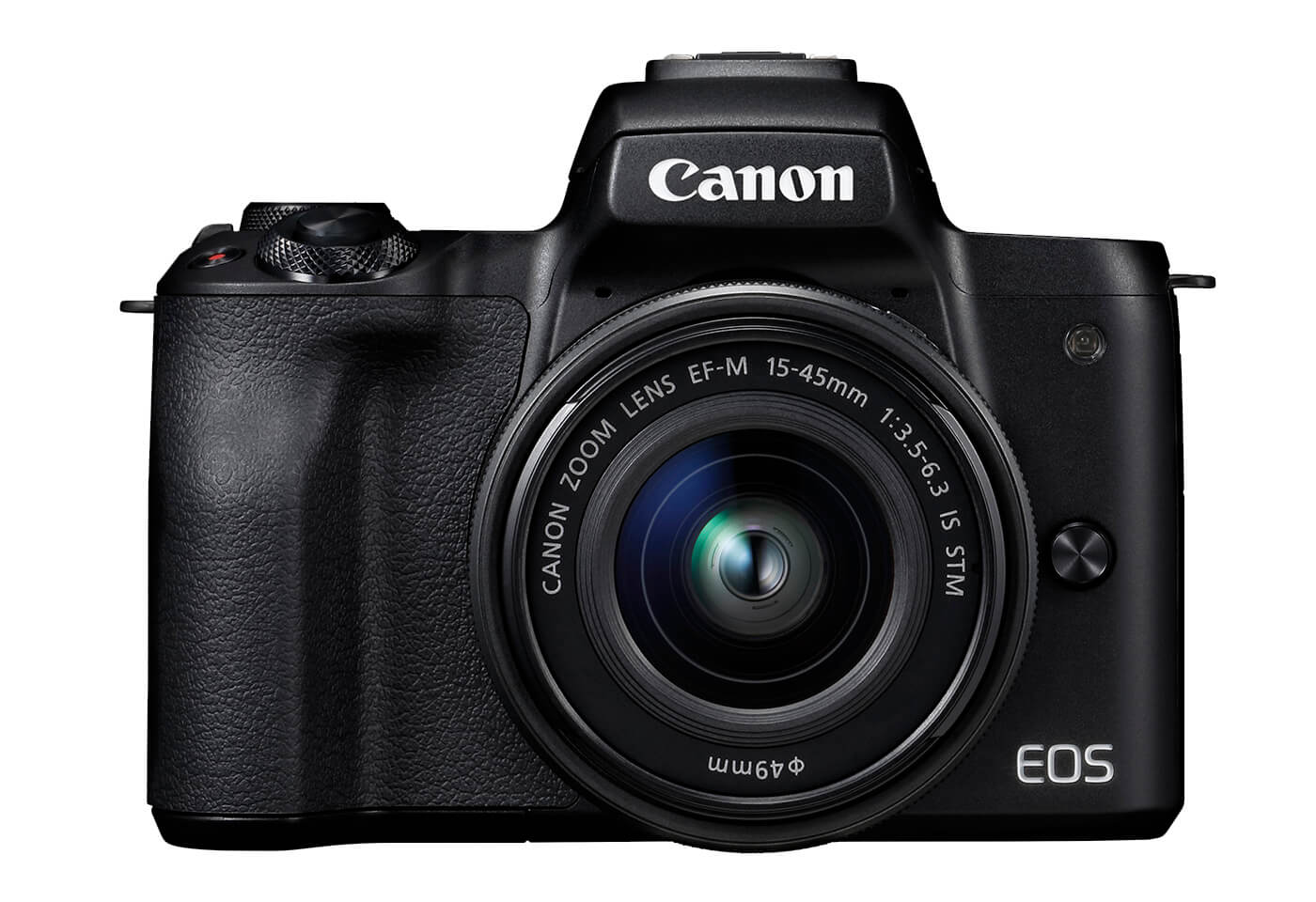 Image of EOS M50 with shadow