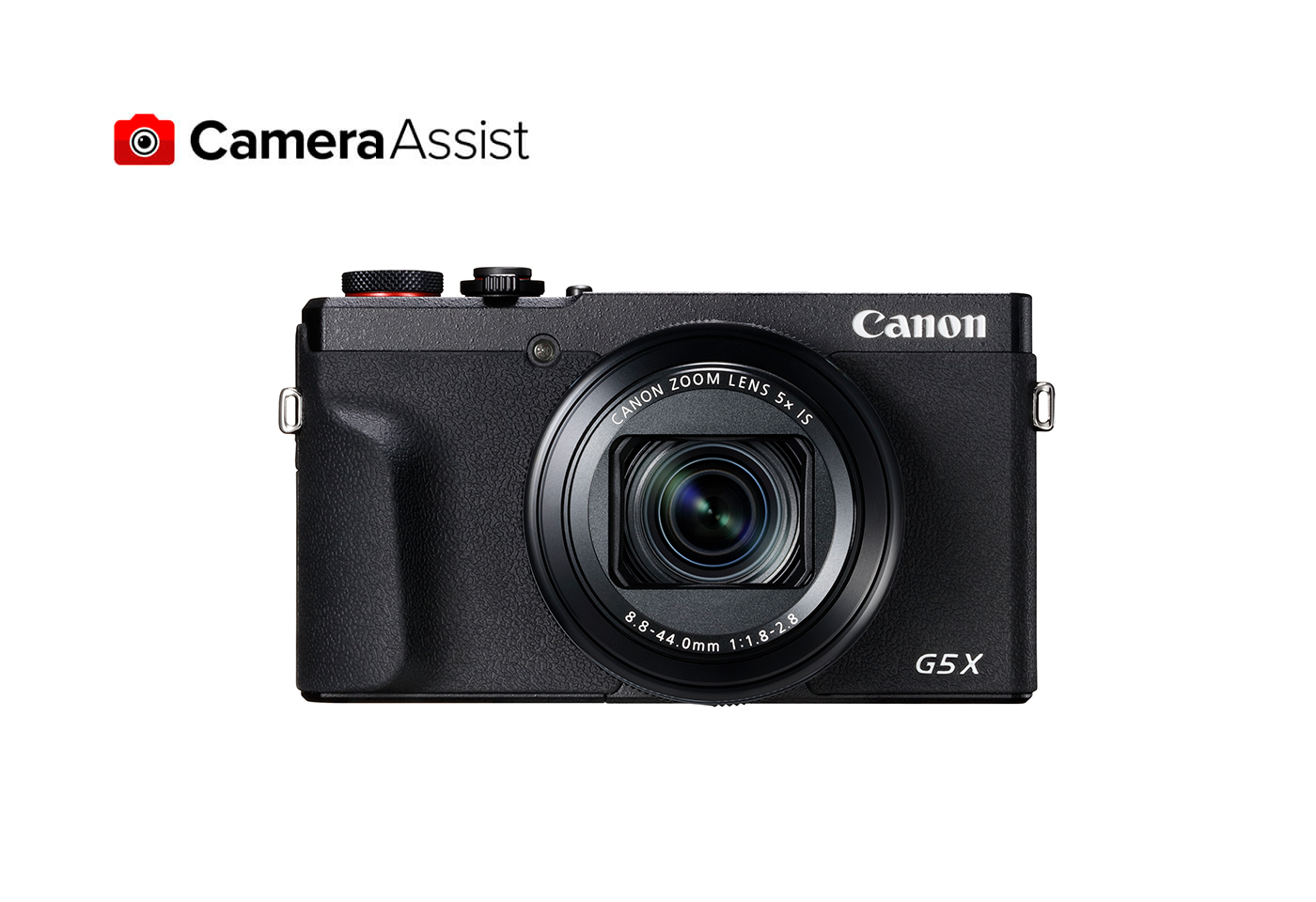 Product image of PowerShot G5X Mark II