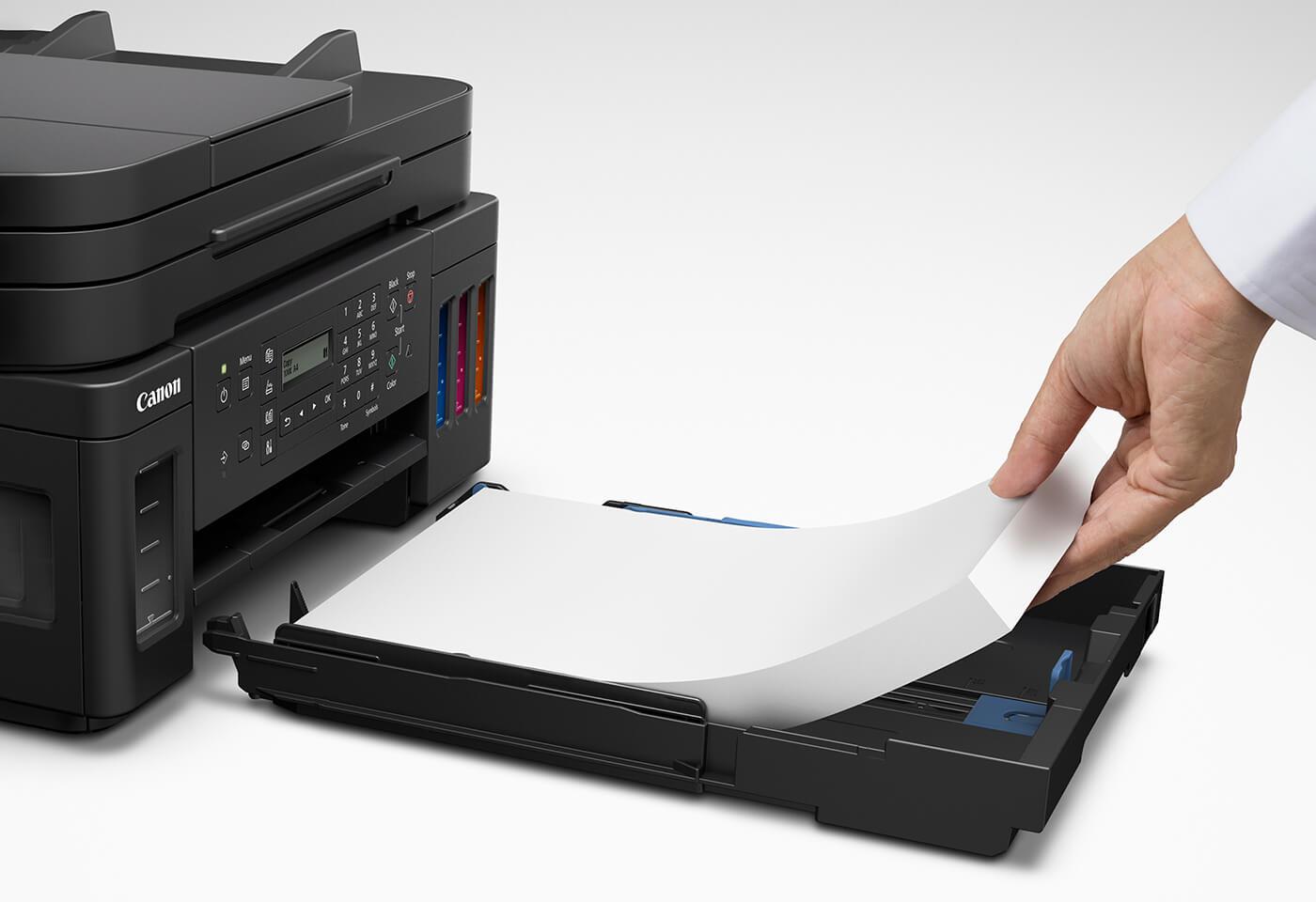 PIXMA Endurance G7060 G7065 paper tray