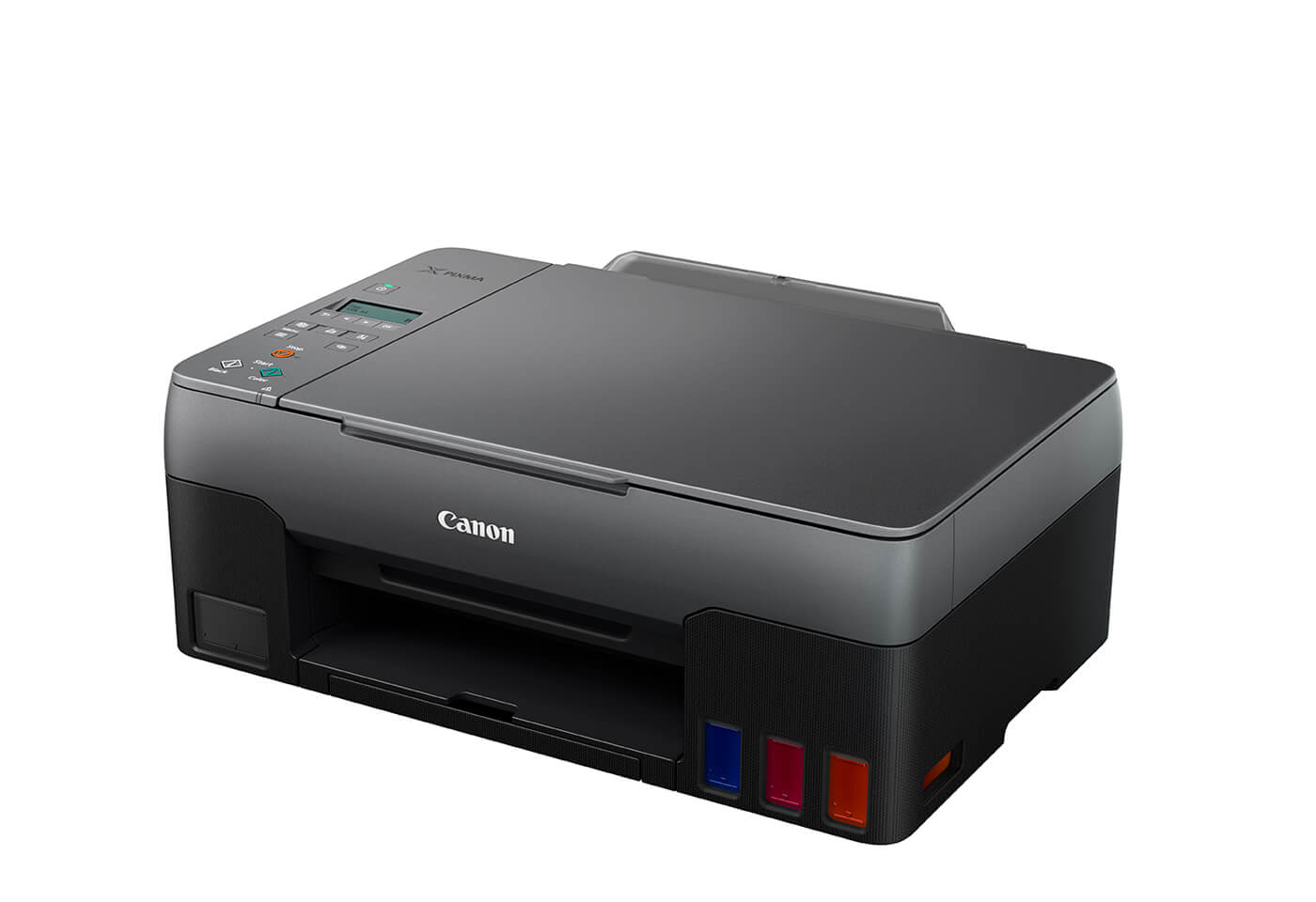 Side profile image of PIXMA G3620 MegaTank printer